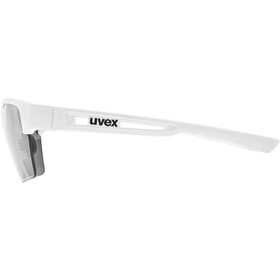 UVEX Sportstyle 805 Variomatic Glasses white/smoke
